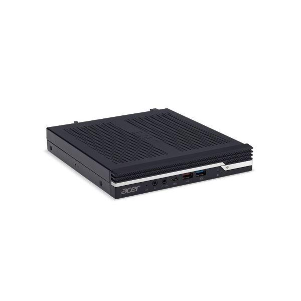 Acer VN4660G-H38Q1 (ミニPC/Core i3-9100T/8GB/128GBSSD/ドライブなし/Windows 10 Pro64bit/WiFi/DisplayPort/HDMI/1年保証/ブラック/Officeなし) VN4660G-H38Q1