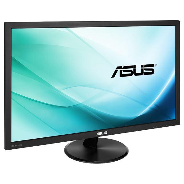 ASUS TeK 24型ワイド 応答速度1ms 卓出 リフレッシュレート75Hz ゲーミング液晶ディスプレイ 3年保証 HDMI 1920×1080 安い VP248H TN D-Sub15Pin