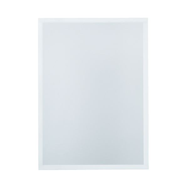 (まとめ)今村紙工 マグネットフレームシートA4 白 5枚 MF-A4W(×30セット)