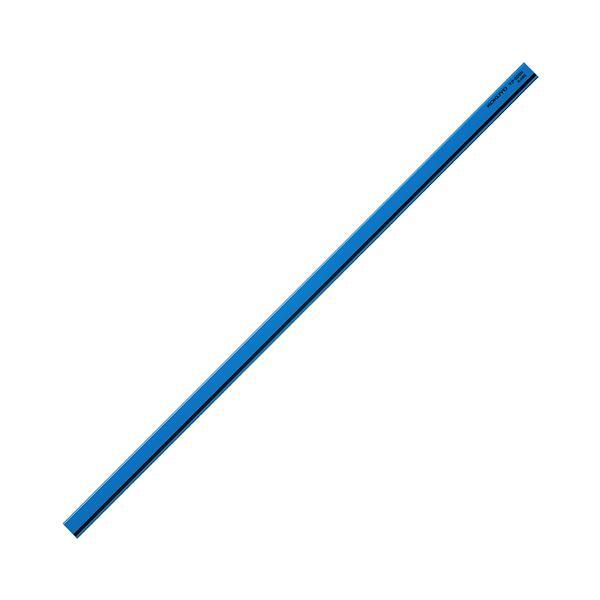 コクヨ マグネットバーW18×H8×L550mm 青 マク-205NB 1セット(10個)