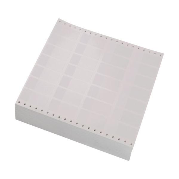 パンドウイットドットプリンタ用セルフラミネートラベル 白 S100X225VADY 1箱(5000枚)