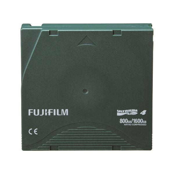 富士フイルム LTO Ultrium4データカートリッジ バーコードラベル(横型)付 800GB LTO FB UL-4 OREDPX5Y1パック(5巻)