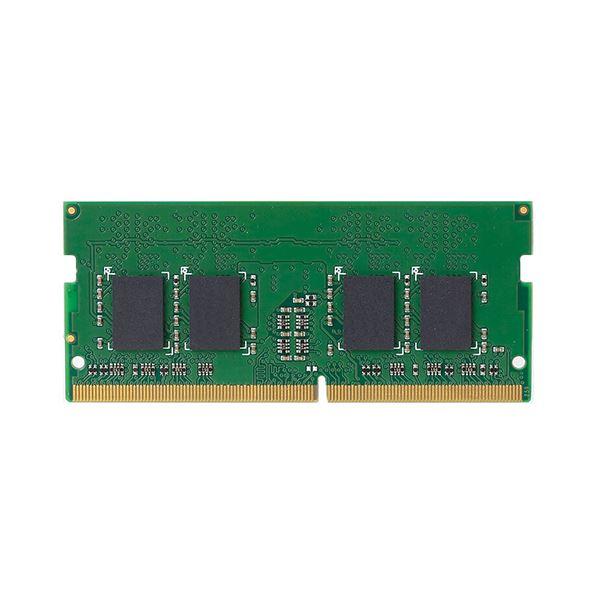 エレコムRoHS対応DDR4メモリモジュール 4GB EW2133-N4G/RO 1個