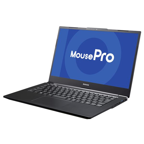 マウスコンピューター 14型軽量薄型モバイルノートPC MousePro-NB410Z16G-BPQD (Windows10 Pro / Core i7-10510U / 16GB) 2002MPro-NB410Z16G-BPQD