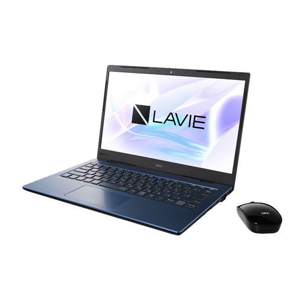 NECパーソナル LAVIE Home Mobile - HM350/PAL ネイビーブルー PC-HM350PAL