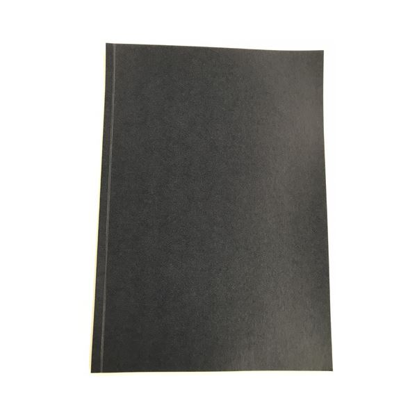 シュアバインド表紙S45A4BZ-BL A4青 100枚