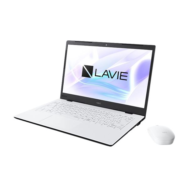NECパーソナル LAVIE Home Mobile - HM350/PAW パールホワイト PC-HM350PAW