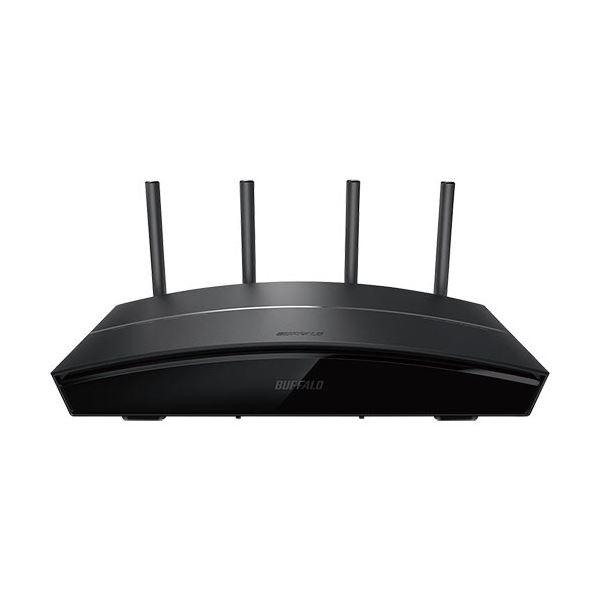 バッファロー 無線LAN親機11ac/n/a/g/b 1733+800Mbps ハイパワーGiga WXR-2533DHP2 1台