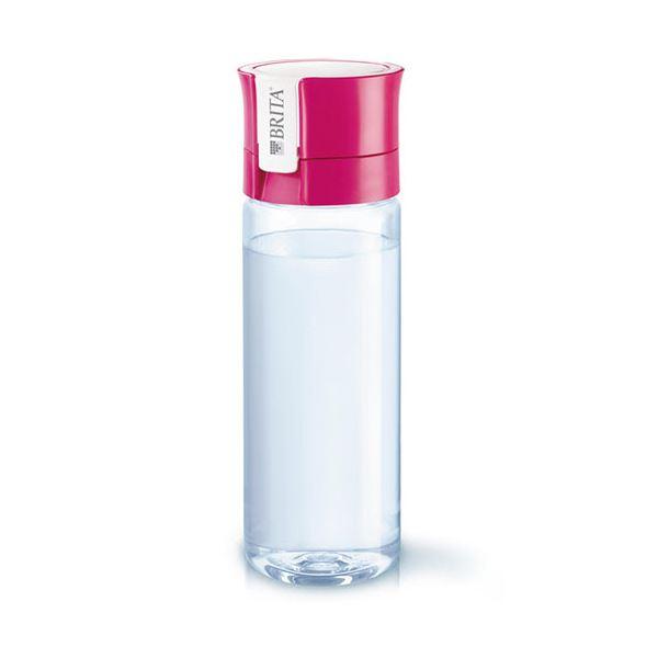 ブリタ フィル&ゴー 0.6L ピンク 1セット(4個)