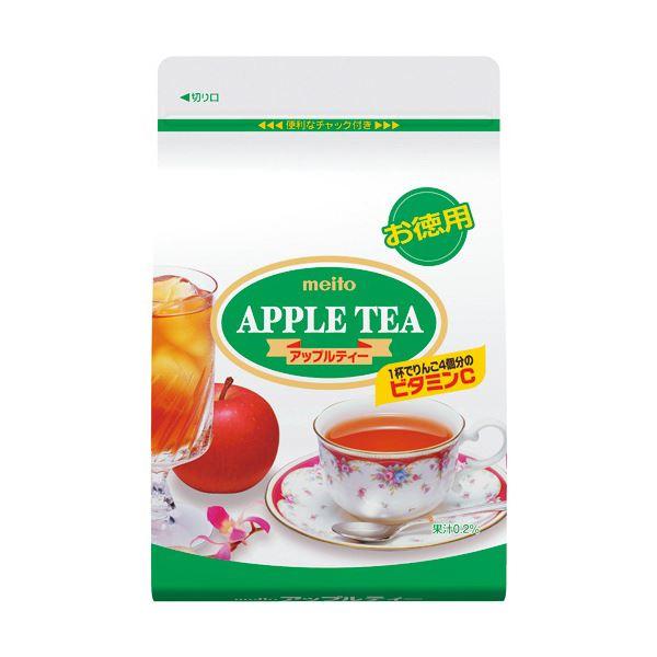 (まとめ)名糖 アップルティー 500g/パック 1セット(3パック)【×5セット】