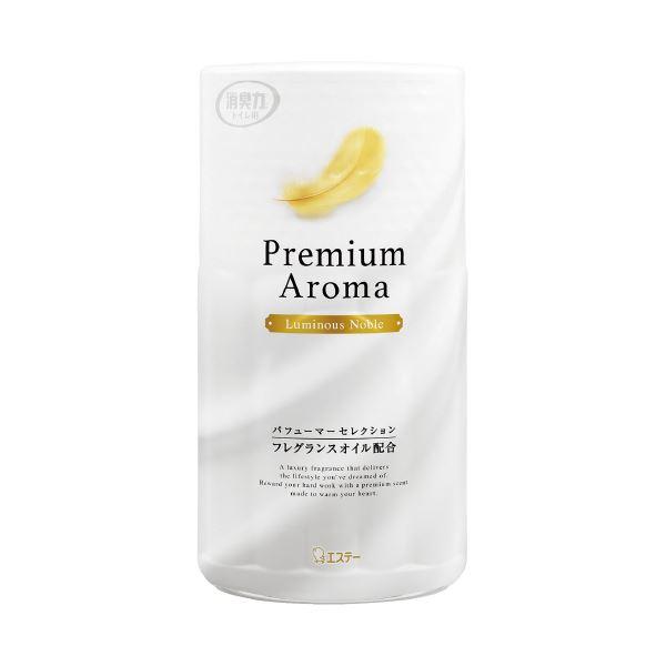 (まとめ)エステー トイレの消臭力PremiumAroma ルミナスノーブル【×50セット】