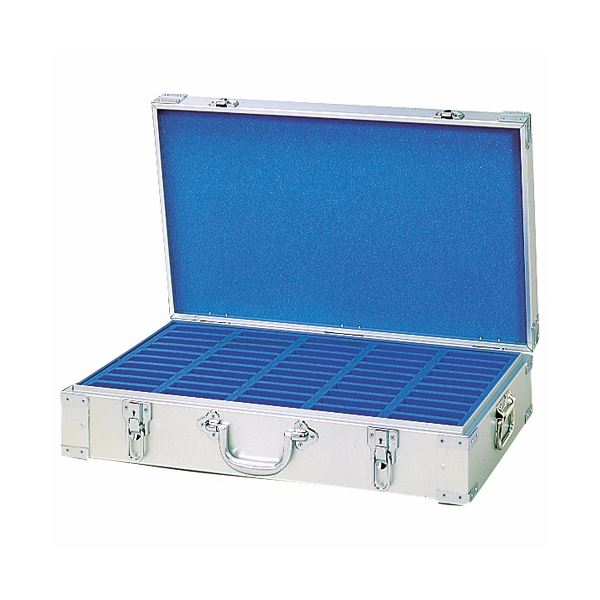 ライオン事務器 カートリッジトランク3480カートリッジ 50巻収納 カギ付 CT-50 1個