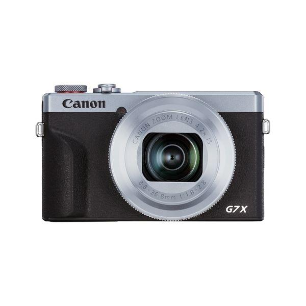 キヤノン デジタルカメラ PowerShot G7 X Mark III (シルバー) 3638C004