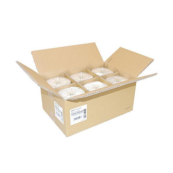 三菱ケミカルメディア データ用DVD-R4.7GB 1-16倍速 ホワイトワイドプリンタブル テープラップシュリンク DHR47JW600B1箱(600枚:100枚×6パック)