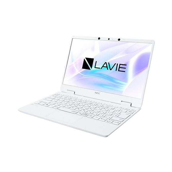 NECパーソナル LAVIE Note Mobile - NM750/RAW パールホワイト PC-NM750RAW