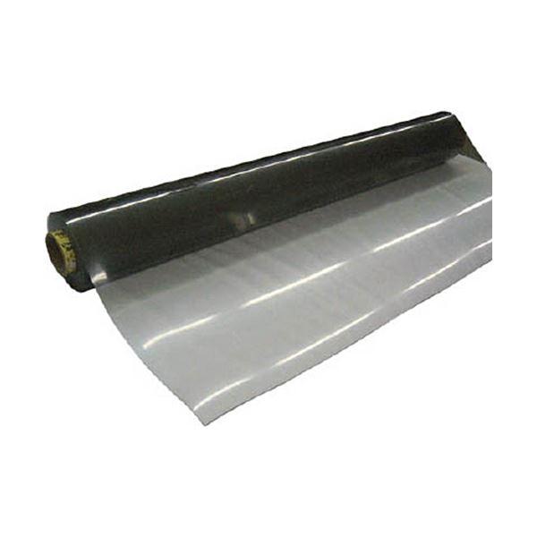 明和グラビア 3点機能付透明フィルム45cm×10m×1mm厚 MGK-4510 1巻