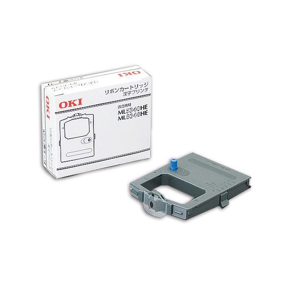 沖データ プリンタリボンカートリッジRN6-00-005 1箱(6本)