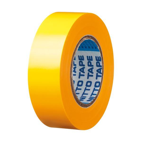 <title>電気絶縁性に優れたビニールテープ まとめ ニトムズ ビニールテープS 19mm×10m 黄 J2592 1パック 5巻 18%OFF ×50セット</title>