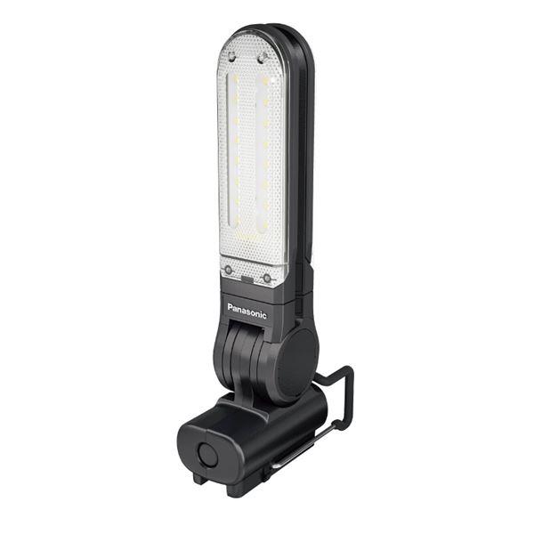 パナソニック EZ3720-B 工事用充電LEDマルチライト(黒)MGナシ7.2V