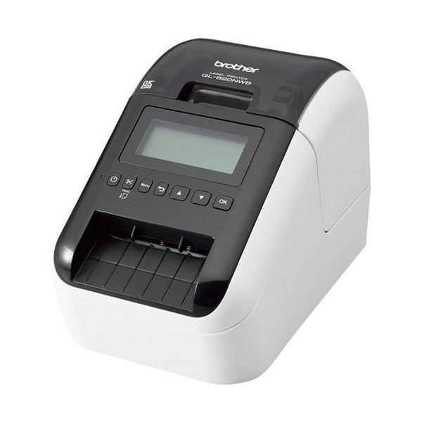 ブラザー 感熱ラベルプリンターQL-820NWB 1台