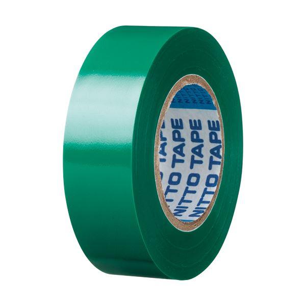 <title>電気絶縁性に優れたビニールテープ まとめ ニトムズ ビニールテープS 19mm×10m ◆高品質 緑 J2593 1パック 5巻 ×50セット</title>