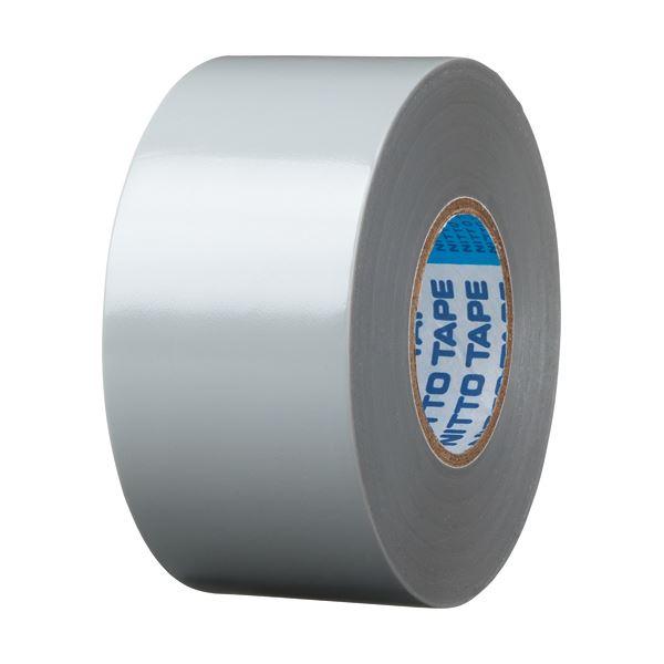 <title>電気絶縁性に優れたビニールテープ まとめ ニトムズ ビニールテープS 38mm×20m お買い得品 灰 J3436 1巻 ×50セット</title>