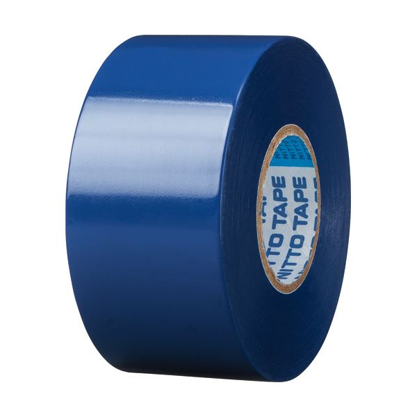 <title>電気絶縁性に優れたビニールテープ まとめ ニトムズ 交換無料 ビニールテープS 38mm×20m 青 J3434 1巻 ×50セット</title>