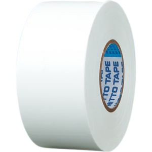 <title>人気 電気絶縁性に優れたビニールテープ まとめ ニトムズ ビニールテープS 38mm×20m 白 J3435 1巻 ×50セット</title>