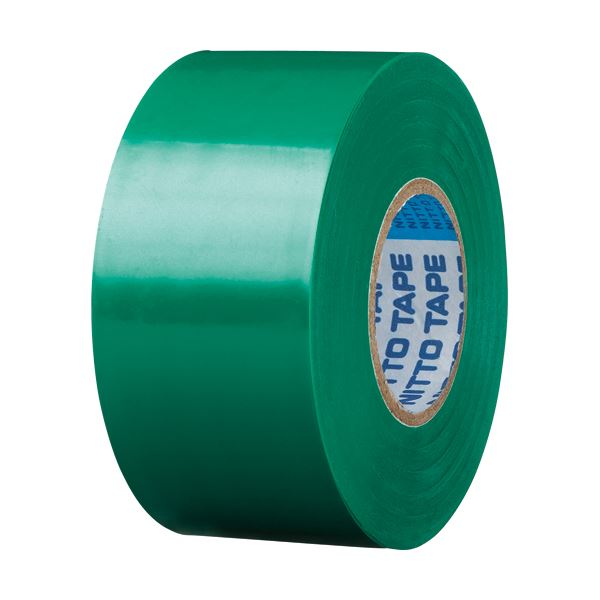 <title>電気絶縁性に優れたビニールテープ まとめ ニトムズ ビニールテープS 38mm×20m 緑 J3433 1巻 セール特別価格 ×50セット</title>