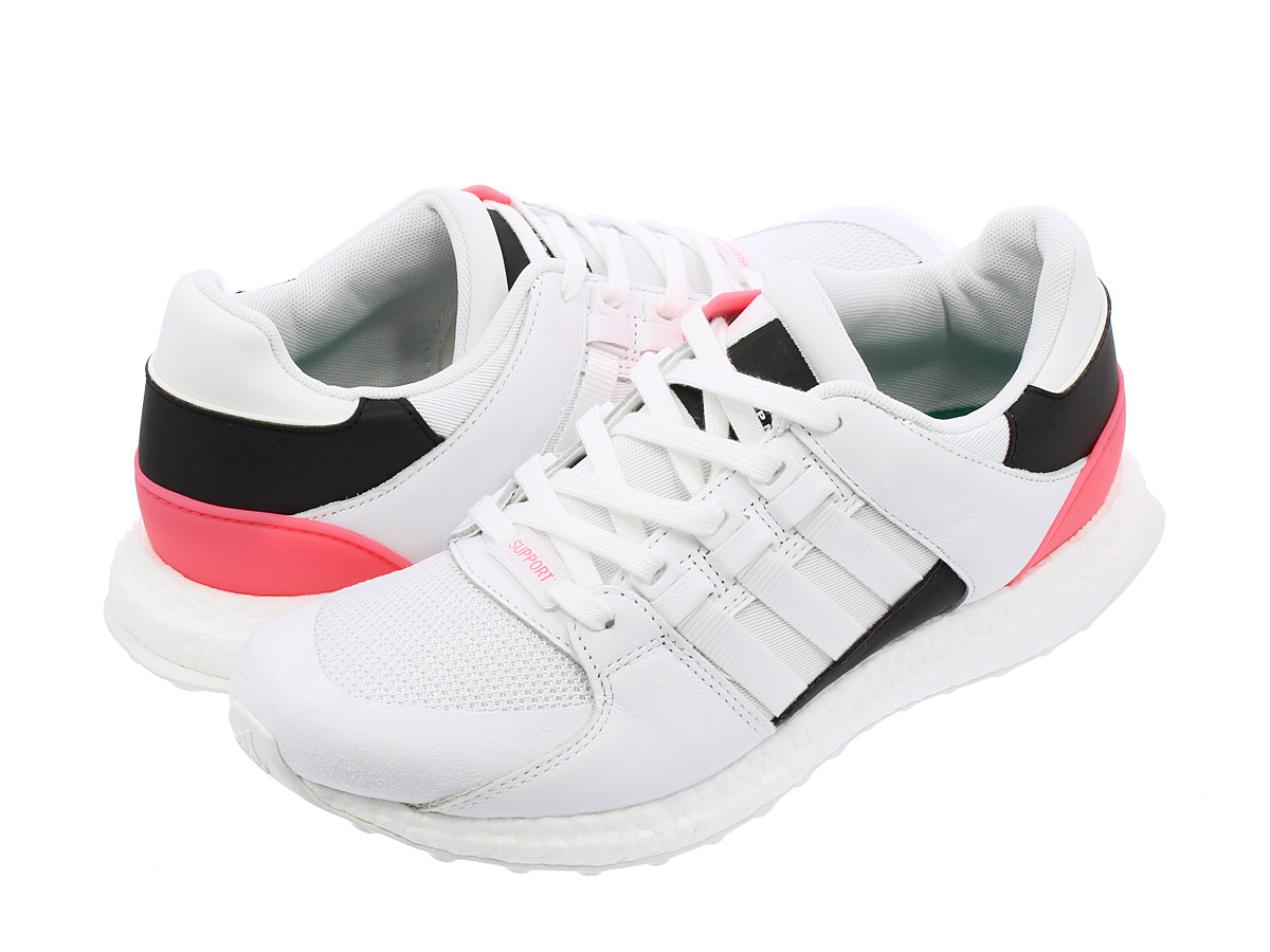 【毎日がお得!値下げプライス】 adidas EQT SUPPORT ULT 【adidas Originals】 アディダス EQT サポート ULT CORE BLACK/CORE BLACK/TURBO