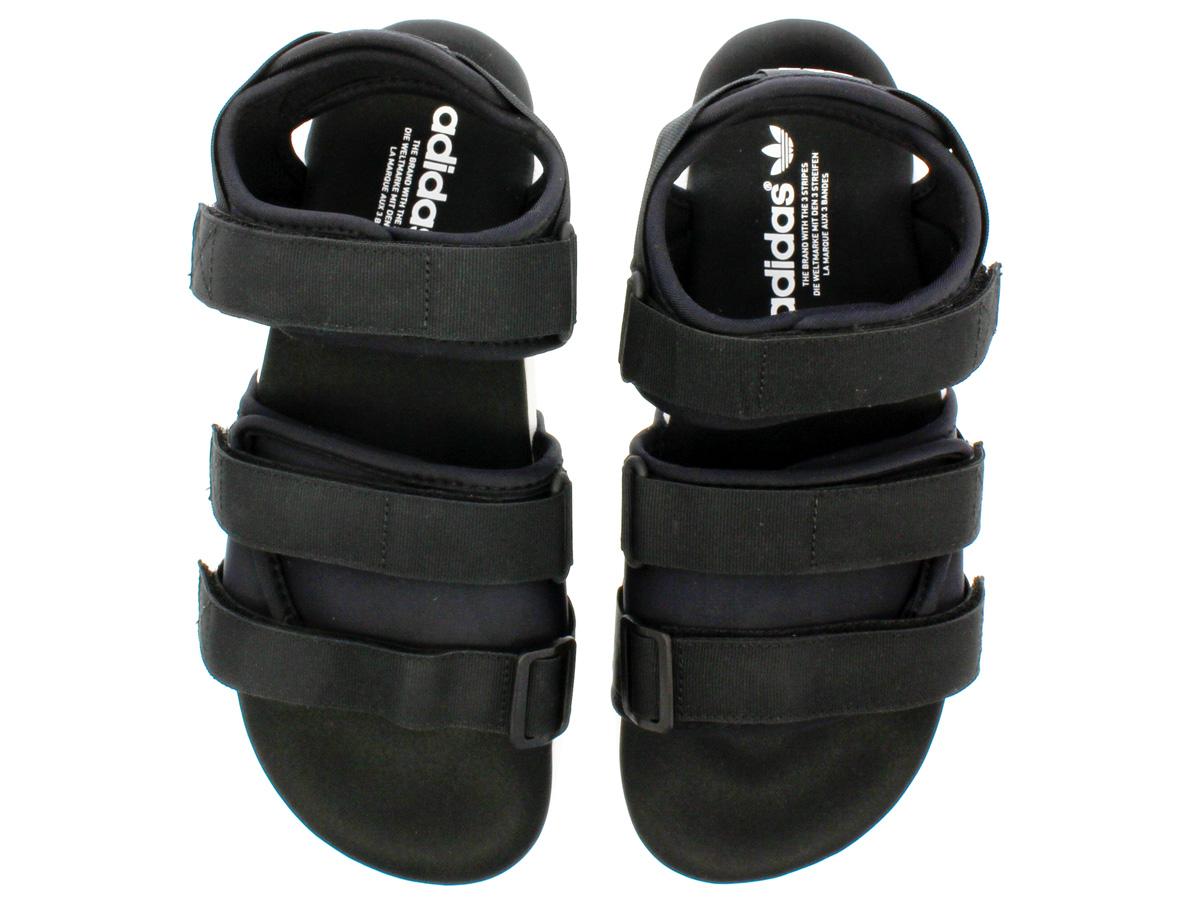 阿迪达斯阿迪达斯 adiliette ADILETTE 凉鞋凉鞋黑/白