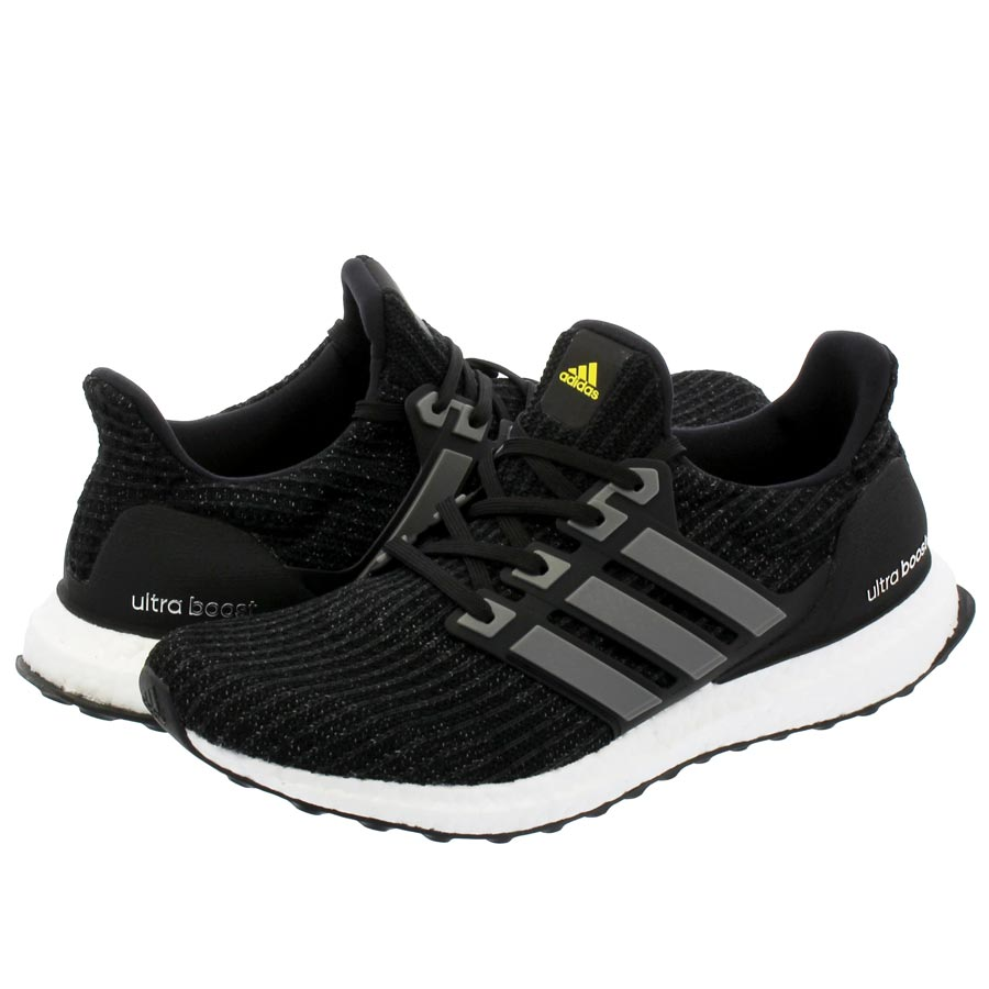 ... inexpensive adidas ultra boost ltd adidas ultra boost limited core  black iron met vivid yellow f3090 e7a129b03