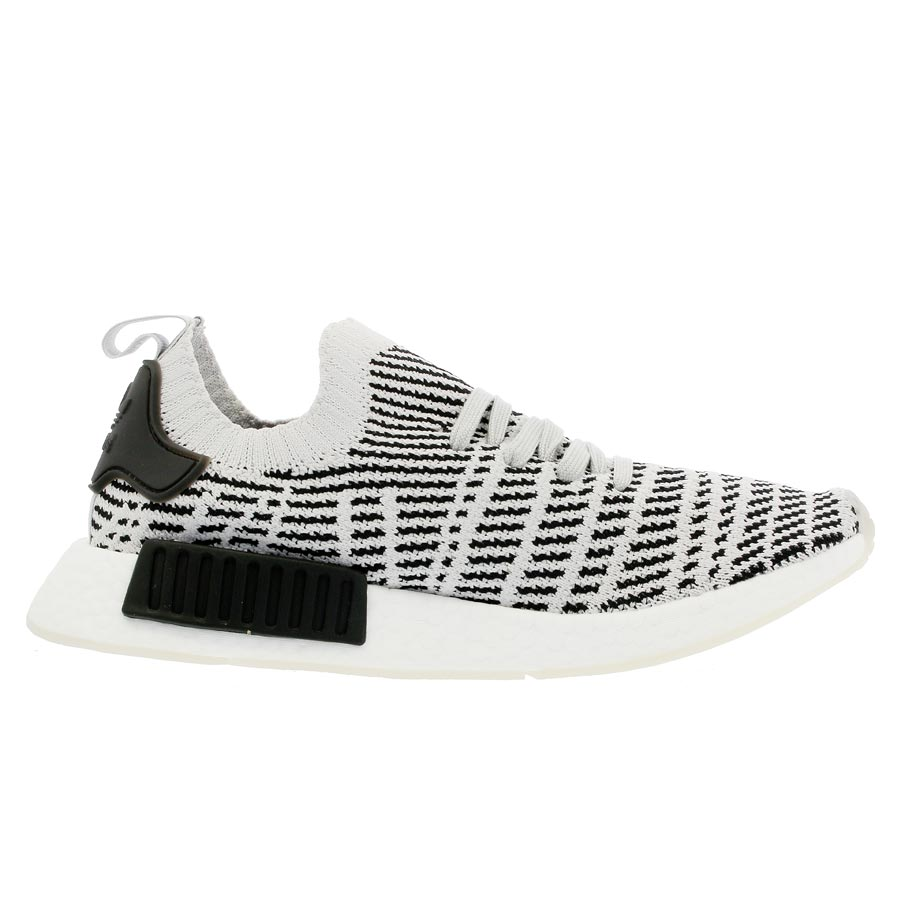 e3ee85992 adidas NMD R1 STLT PK Adidas nomad R1 STLT PK GREY TWO GERY ONE CORE BLACK