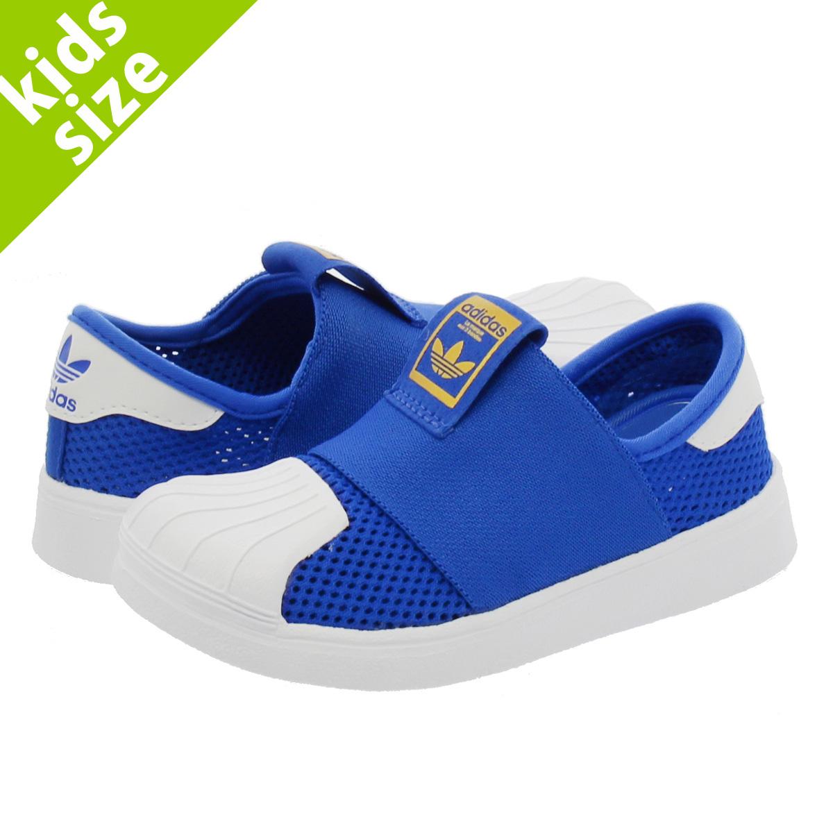 adidas SUPER STAR SMR 360 I Adidas superstar SMR 360 I BLUE/RUNNING WHITE