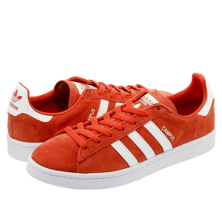d120324594f adidas CAMPUS Adidas campus TRACE SCARLET RUNNING WHITE RUNNING WHITE