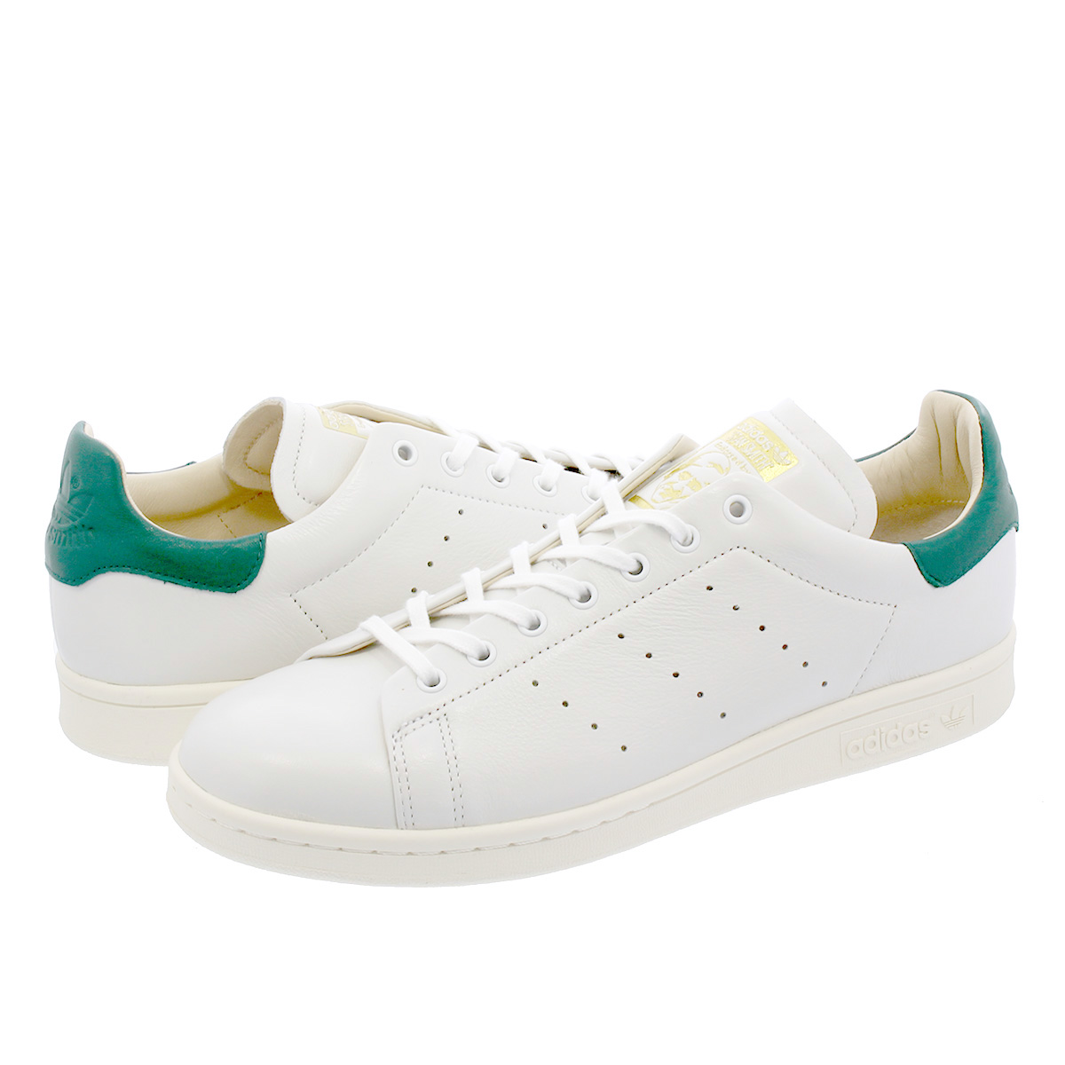 adidas STAN SMITH RECON アディダススタンスミスリーコン RUNNING WHITE/NOBLE GREEN aq0868