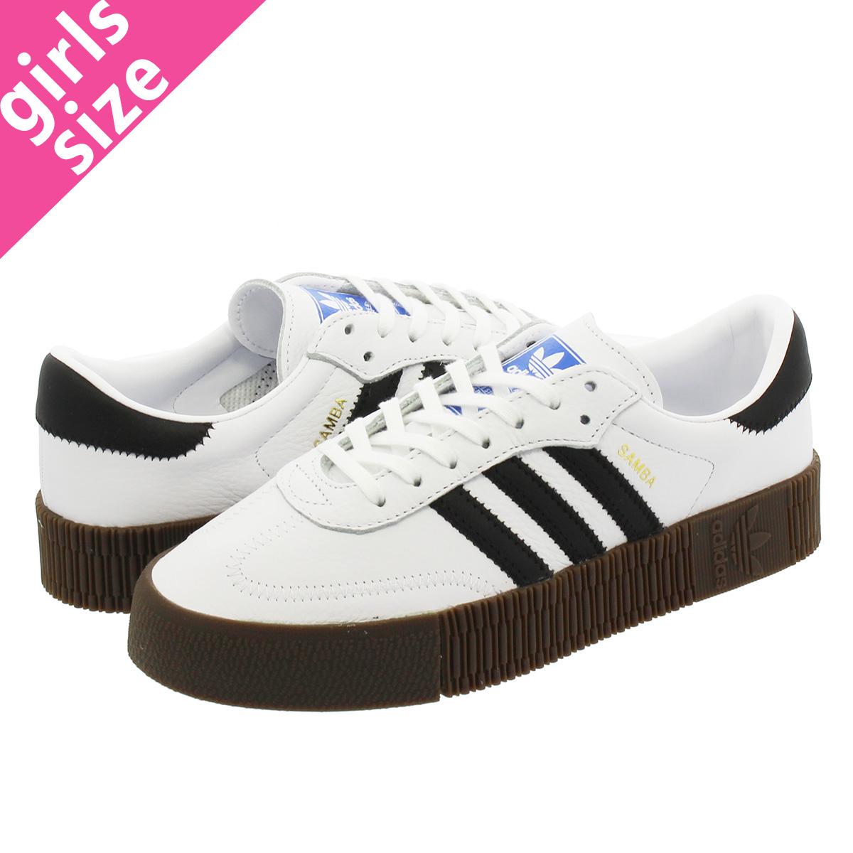 81cd7377464 adidas SAMBAROSE W Adidas samba Rose W RUNNING WHITE CORE BLACK GUM