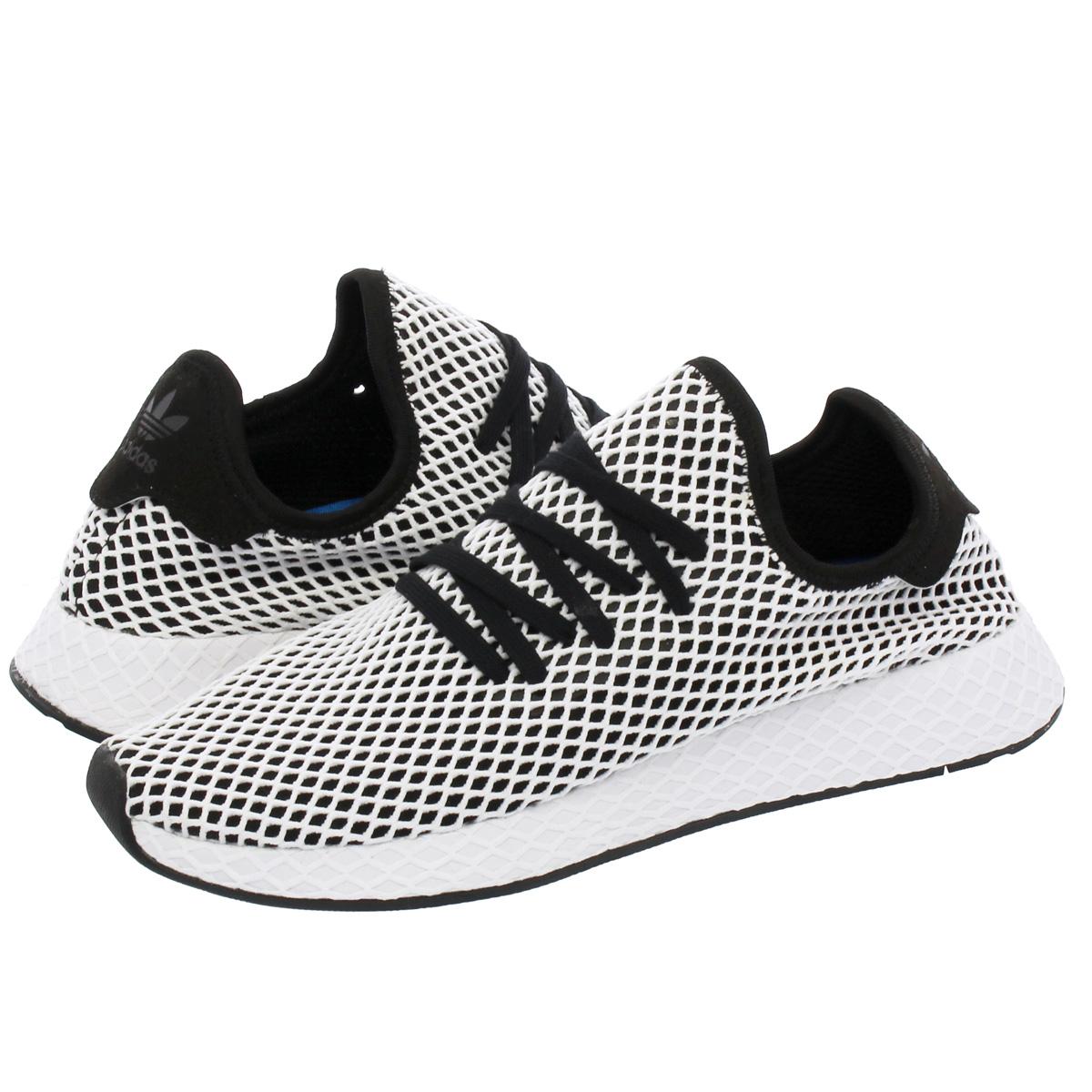 317135cf3 adidas DEERUPT RUNNER アディダスディーラプトランナー CORE BLACK CORE BLACK RUNNING WHITE
