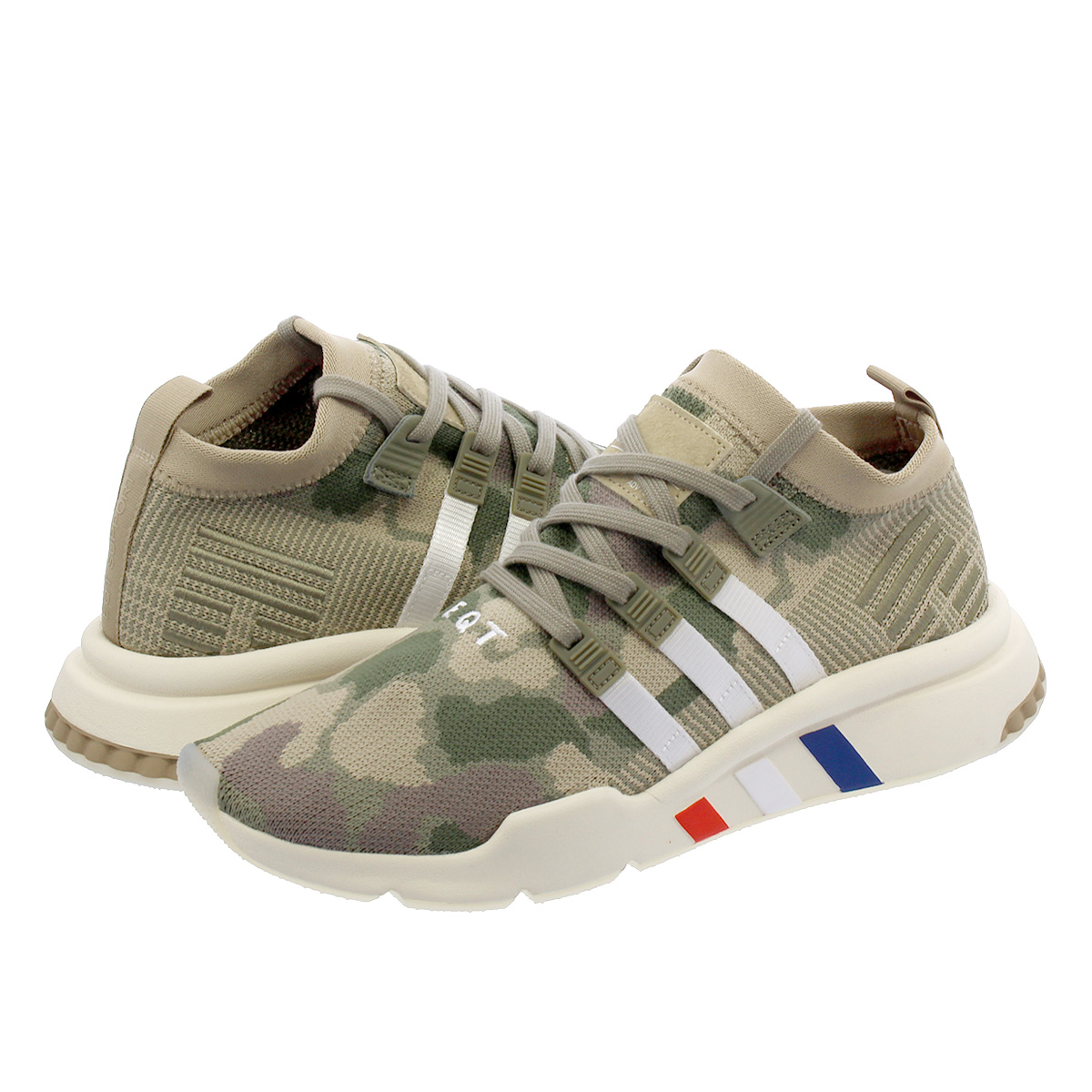 separation shoes ce9c8 0a508 LOWTEX BIG-SMALL SHOP adidas EQT SUPPORT MID ADV PK Adidas EQT support mid  ADV PK TRACE KHAKITRACE CARGOCHALK WHITE b37513  Rakuten Global Market