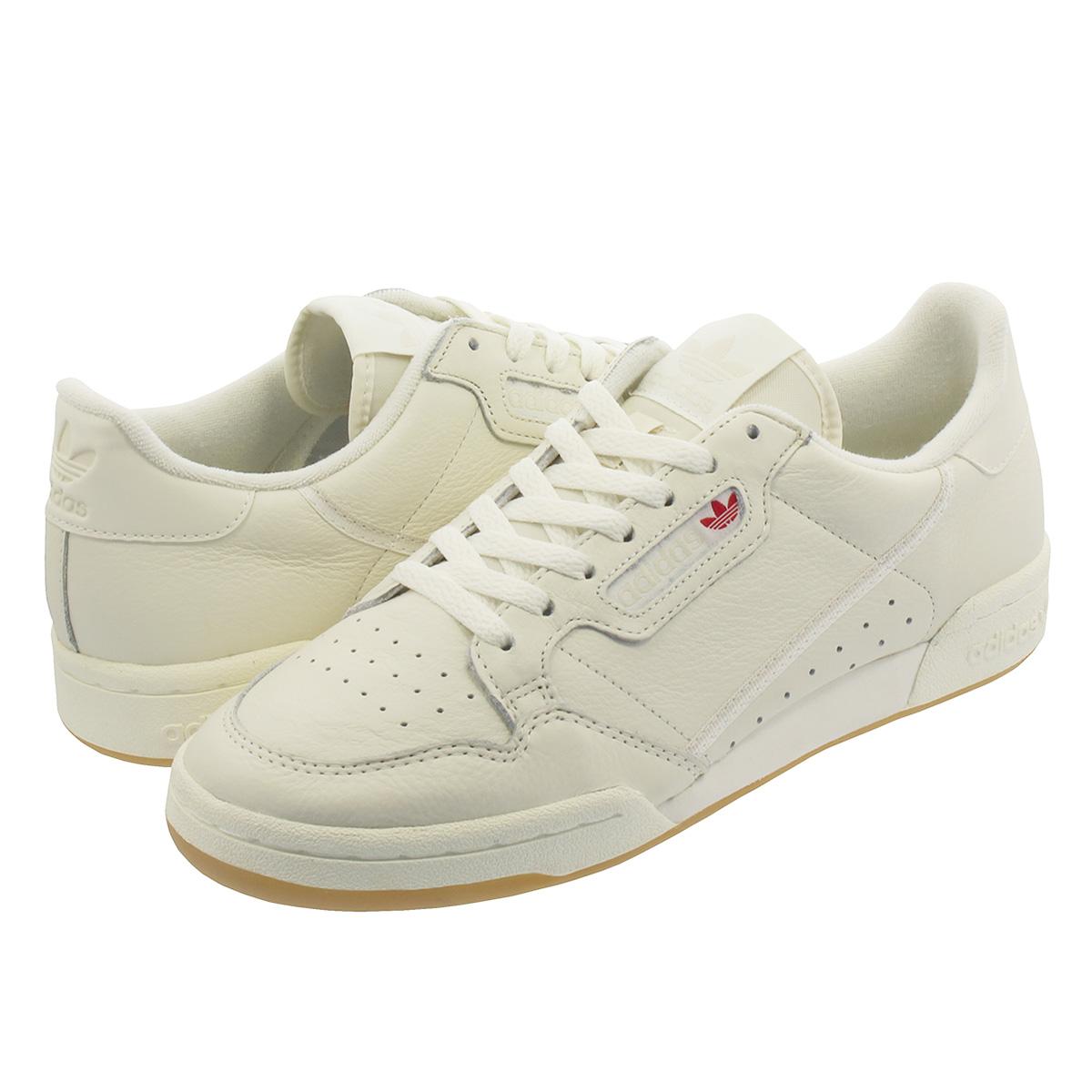 Adidas Continental 80 Off White Raw White Gum3 BD7975