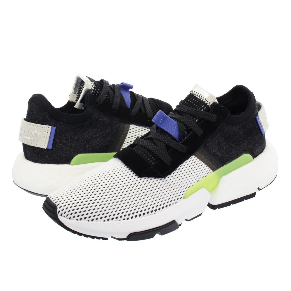 adidas POD S3.1 Adidas POD S3.1 CORE BLACKREAL LILACSHOCK RED cg5947