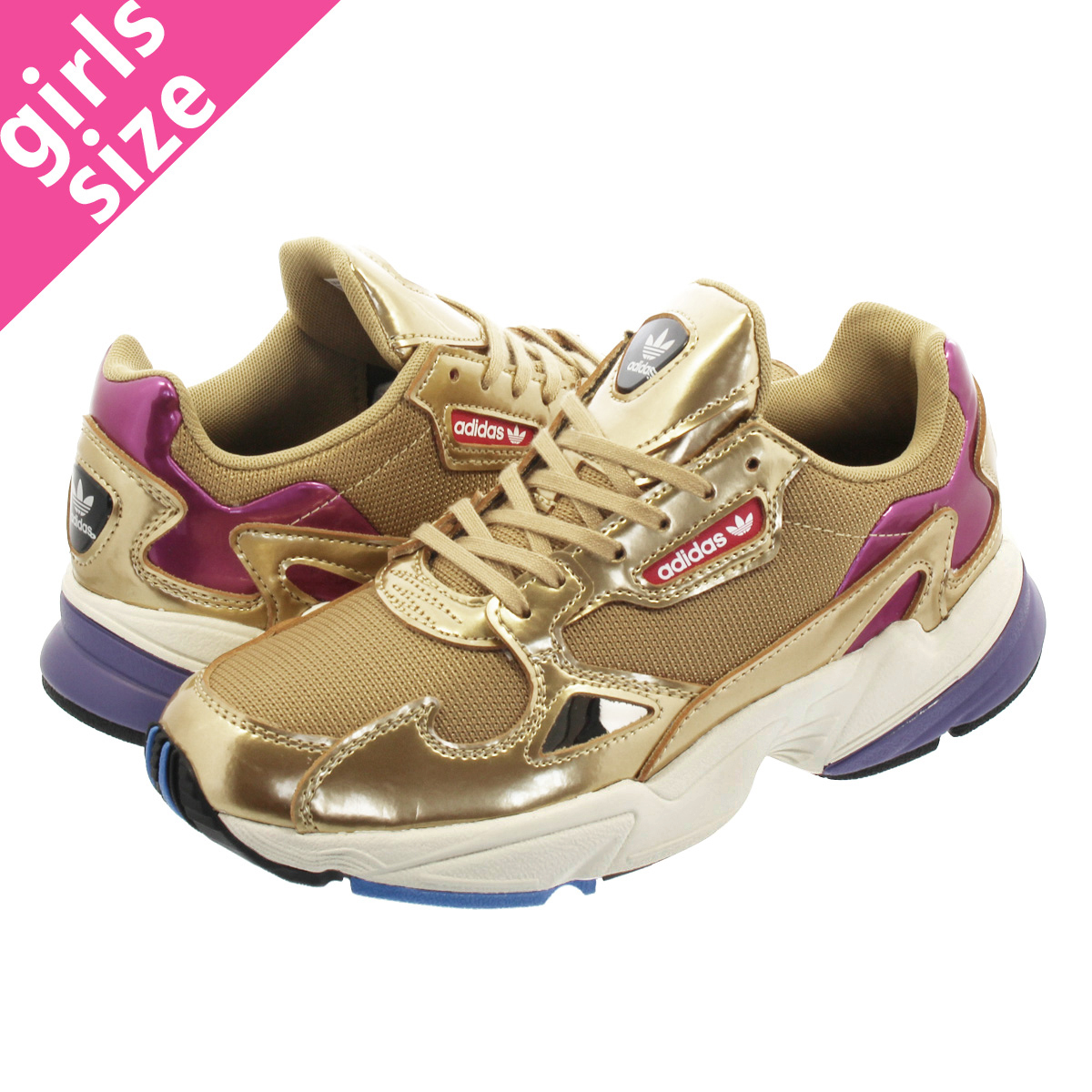 gold adidas womens shoes Online
