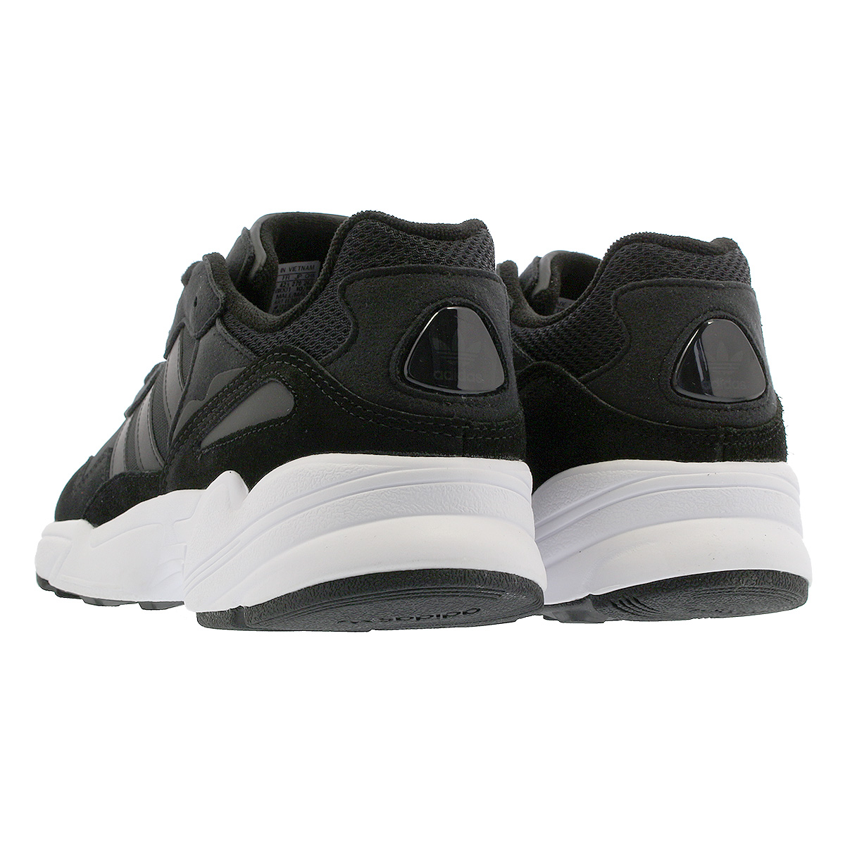 19f6c305340 adidas YUNG-96 Adidas young people 96 CORE BLACK CORE BLACK CRYSTAL WHITE  ee3681