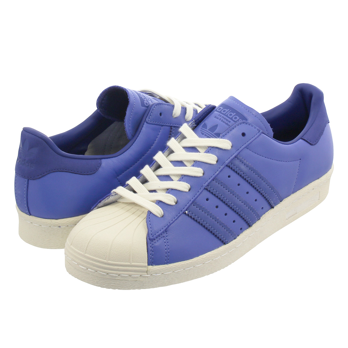 photos officielles 5dc26 03aed adidas SUPERSTAR 80s Adidas superstar 80s REAL LILAC/ACTIVE BLUE/OFF WHITE  bd7367