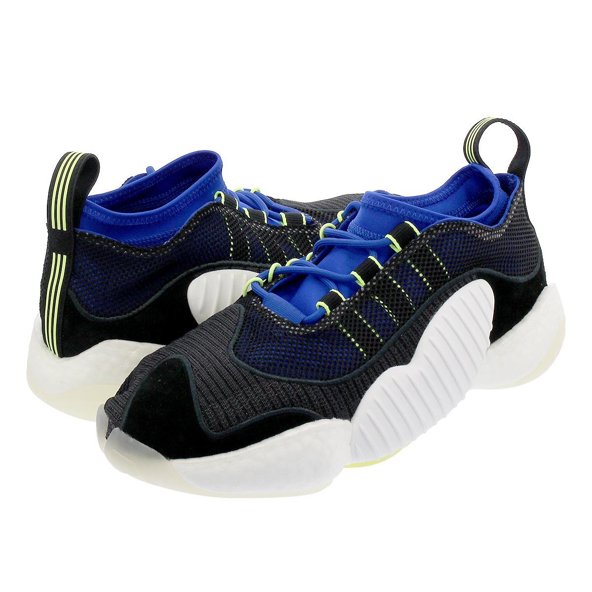 【毎日がお得!値下げプライス】 adidas CRAZY BYW LVL II アディダス クレイジー BYW LVL II CORE BLACK/RUNNING WHITE/YELLOW bd7998