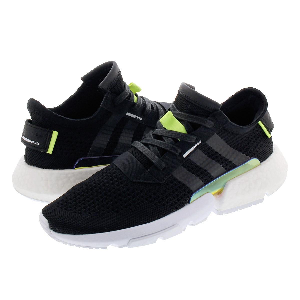 【毎日がお得!値下げプライス】 adidas POD-S3.1 アディダス POD-S3.1 CORE BLACK/CORE BLACK/RUNNIG WHITE da8693
