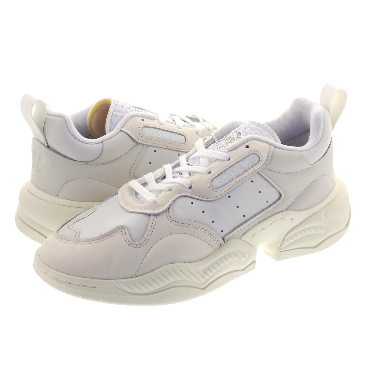 【毎日がお得!値下げプライス】 adidas SUPERCOURT 90s アディダス スーパーコート 90s RUNNING WHITE/RUNNING WHITE/OFF WHITE ee6328