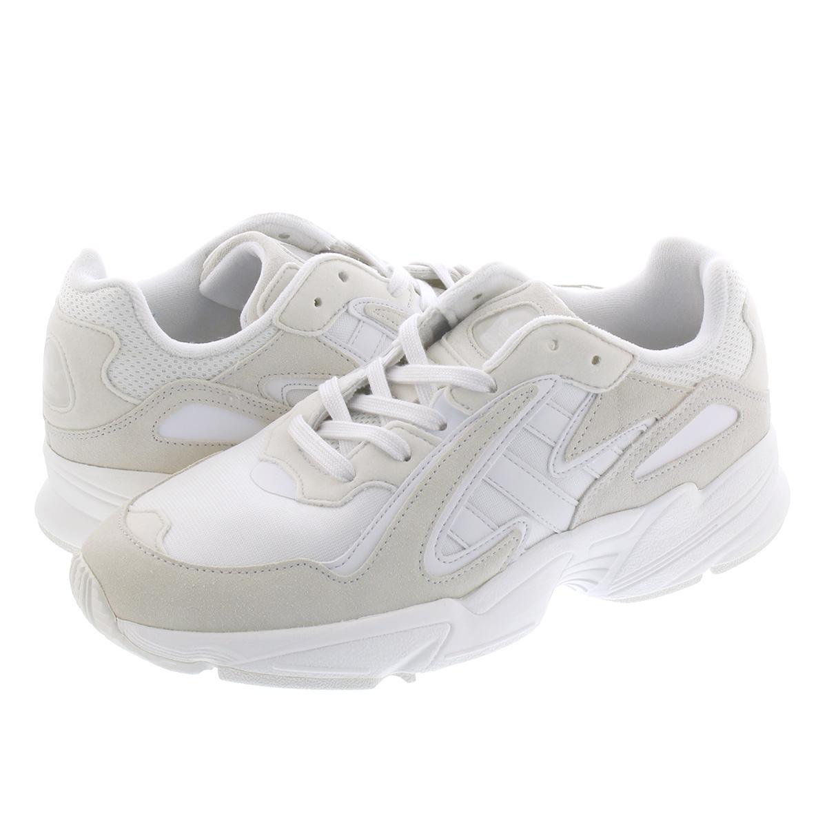 【毎日がお得!値下げプライス】 adidas YUNG-96 CHASM アディダス ヤング 96 キャズム CRYSTAL WHITE/CRYSTAL WHITE/RUNNING WHITE ee7238