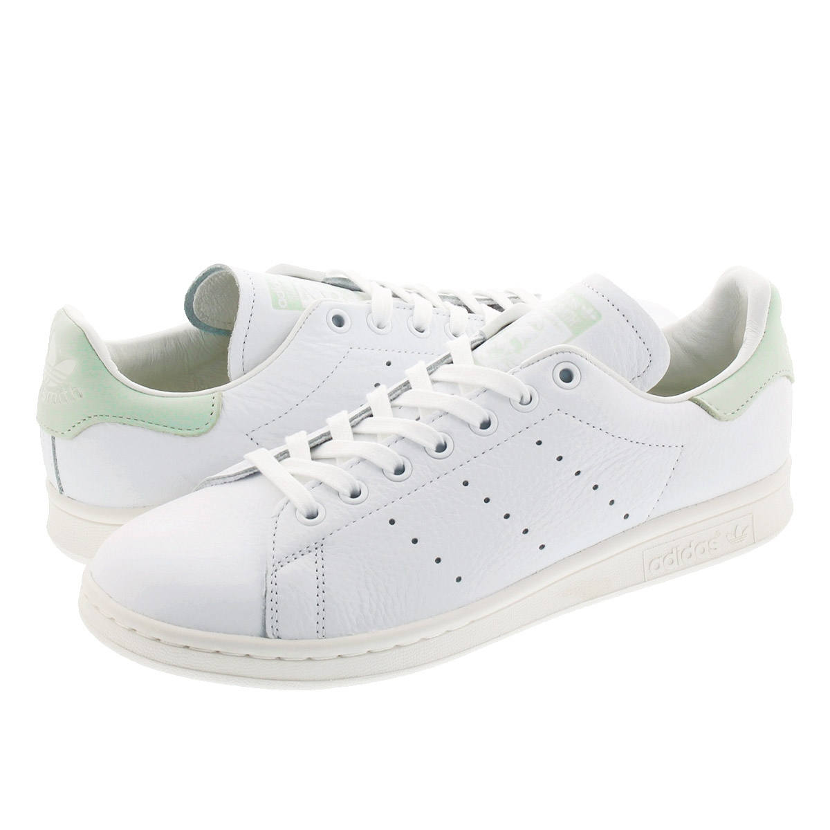purchase cheap 60fea f3800 adidas STAN SMITH Adidas Stan Smith RUNNING WHITE/LINEN GREEN/OFF WHITE  ef9289
