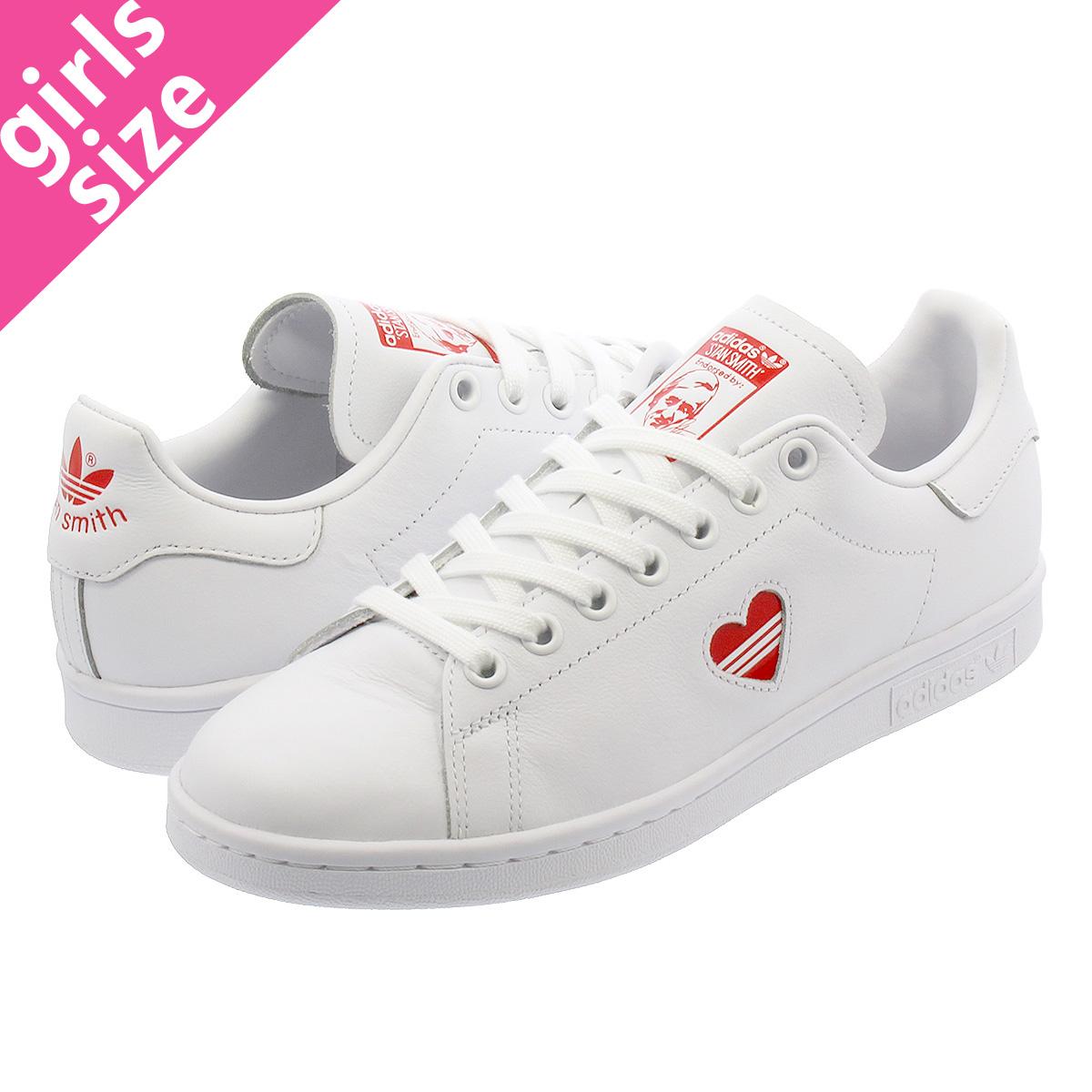 new concept faf71 bed46 adidas STAN SMITH W Adidas Stan Smith W RUNNING WHITE/ACTIVE RED/RUNNING  WHITE g27893